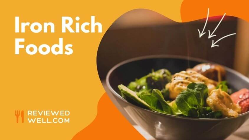 Iron Rich Food | Iron & Anemia Caus and Remedy