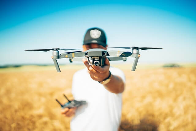 Drones with Obstacle Avoidance Affordable